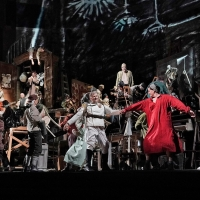 BWW Review: Met Audiences Learn to Love WOZZECK in Kentridge Production, with Mattei, Photo