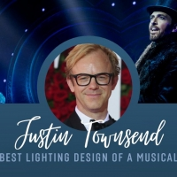 MOULIN ROUGE!'s Justin Townsend Wins 2020 Tony Award for Best Lighting Design of a Musical Photo