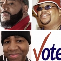 Ed Lover, Doctor Dre and T Money Will Host Yo Just Say VOTE! Photo