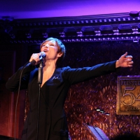 BWW Review: Isabelle Georges Came, She Saw, She Conquered 54 Below with OH LA LA Photo