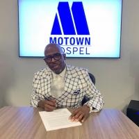 Ricky Dillard Signs With Motown Gospel