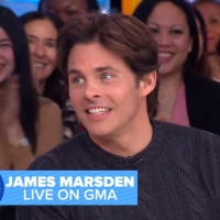 VIDEO: James Mardsen Says His Character in THE NOTEBOOK Was Misunderstood on GOOD MOR Video