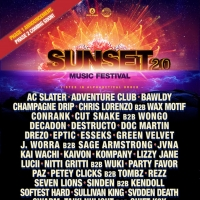 Disco Donnie Presents & Sunset Events Announce Phase 1 Talent Lineup for Sunset 2.0 Photo