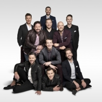 LOVE IS IN THE AIR With A Command Performance Of THE TEN TENORS At The McCallum Photo