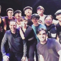 VIDEO: NEWSIES' Chaz Wolcott Takes Over Instagram! Photo