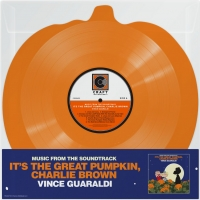 'It's the Great Pumpkin, Charlie Brown' Soundtrack Set for Pumpkin-Shaped Vinyl Relea Photo