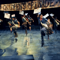 BWW Review: DISNEY'S NEWSIES at Arena Stage Photo