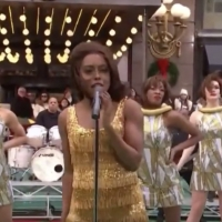 VIDEO: Watch Adrienne Warren and the cast of TINA - THE TINA TURNER MUSICAL Perform D Video