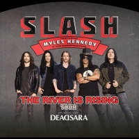 Live at the Eccles to Present SLASH Featuring Myles Kennedy and the Conspirators Photo