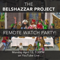 The Cecilia Chorus Of New York Hosts Remote Watch Party For The Belshazzar Project Photo