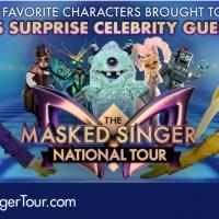 THE MASKED SINGER Unveils 45+ City U.S. National Tour