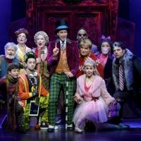 UN DÍA COMO HOY: CHARLIE Y LA FÁBRICA DE CHOCOLATE cerraba en Broadway Photo