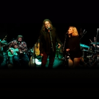 Robert Plant Announces the American Debut of Saving Grace