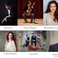 JM Canada to Present Virtual Concert MOMENTS MUSICAUX Photo
