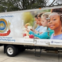 Van Wezel Partners With Impact100 SRQ For Mayors' Feed The Hungry Food Drive Photo