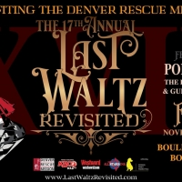 THE LAST WALTZ REVISITED Announced at Boulder Theater November 2021 Photo