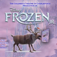 FROZEN JR Performed by the CHILDREN'S THEATRE OF CHARLESTON Open Tonight at the CHARL Photo