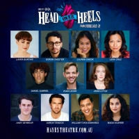 Cast Announced For Australian Premiere Of HEAD OVER HEELS Photo