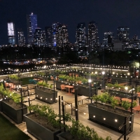 ROOFTOP REDS Announces Summer Chef Pop Ups and Solar Powered Kitchen Photo