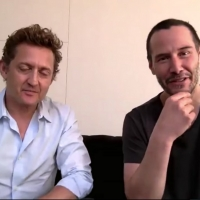 VIDEO: Keanu Reeves & Alex Winter Talk BILL AND TED on THE TONIGHT SHOW Photo