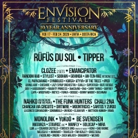Envision Festival Adds Rufus du Sol, Tipper, Nahko & More to Lineup Photo