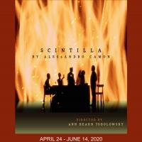 Road Theatre Company Presents the World Premiere Of SCINTILLA Photo