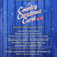 BWW Interview: A COUNTRY CHRISTMAS CAROL, ON AIR at Audio Stages Photo