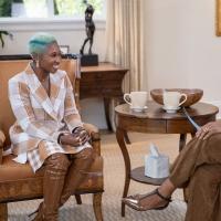 Oprah Interviews Cynthia Erivo, Lupita Nyong'o for a Primetime Special on October 26