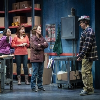 BWW Review: BE HERE NOW at Everyman Theatre - A Touching Dramady About Happiness and Photo