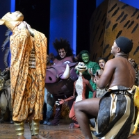 BWW TV: THE LION KING Tour Castmates Get Engaged On Stage! Video