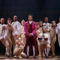 BWW Review: HAMILTON at Altria Theater Is Perfection