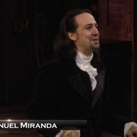 VIDEO: The Public Theater Shares HAMILTON's Tribute to A CHORUS LINE