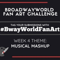Check Out Week 3 Submissions of #BwayWorldFanArt and Get Drawing For Week 4!