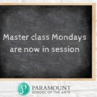 Paramount School Of The Arts Launches Live, Virtual Master Classes