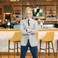 Celebrity Chef and Food Network Star GEOFFREY ZAKARIAN Announces Partnership with IHeartMedia
