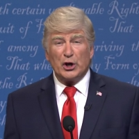 VIDEO: SATURDAY NIGHT LIVE Takes on the Final Presidential Debate Photo