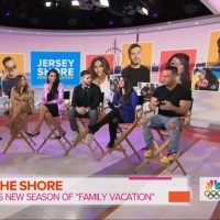 VIDEO: JERSEY SHORE Cast Dishes on the New Season on TODAY SHOW