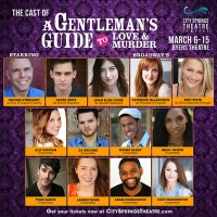 City Springs Theatre to Present A GENTLEMAN'S GUIDE TO LOVE AND MURDER Photo