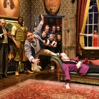 The Belgrade Theatre Announces Plans for Reopening With THE PLAY THAT GOES WRONG, ABB Photo