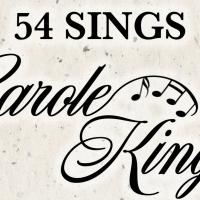Deanna Giulietti, Daniel Quadrino, JJ Neimann & More to Star in 54 SINGS CAROLE KING Photo