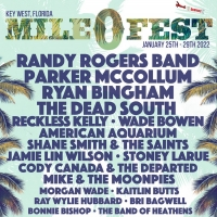 Mile 0 Fest Key West Confirms First Round of Artists For 2022 Photo