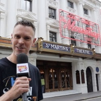 VIDEO: Cassidy Janson & Danny Mac Talk Bringing THE MOUSETRAP Back to the West End! Photo