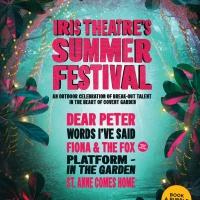 Iris Theatre Announces Outdoor Summer Festival Lineup Photo