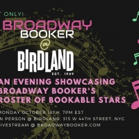 Kate Rockwell, Teal Wicks & More Join Lineup for BROADWAY BOOKER @ Birdland Photo