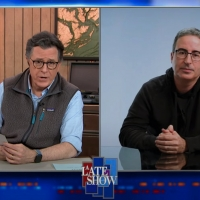 VIDEO: John Oliver Takes the 'Which Muppet Are You Quiz' on THE LATE SHOW WITH STEPHE Photo