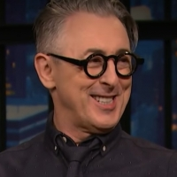 VIDEO: Alan Cumming Talks SCHMIGADOON and More on LATE NIGHT WITH SETH MEYERS Photo