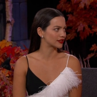 VIDEO: Natalia Reyes Talks TERMINATOR on JIMMY KIMMEL LIVE