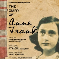 Casting Announced for Fort Salem Theater's THE DIARY OF ANNE FRANK Photo