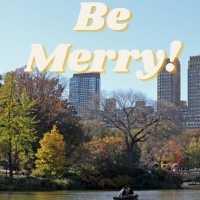 Student Blog: Be Merry! Photo