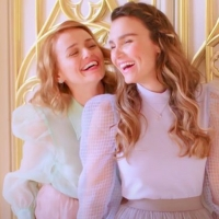 VIDEO: Behind the Scenes of the FROZEN Photoshoot With Samantha Barks and Stephanie M Photo